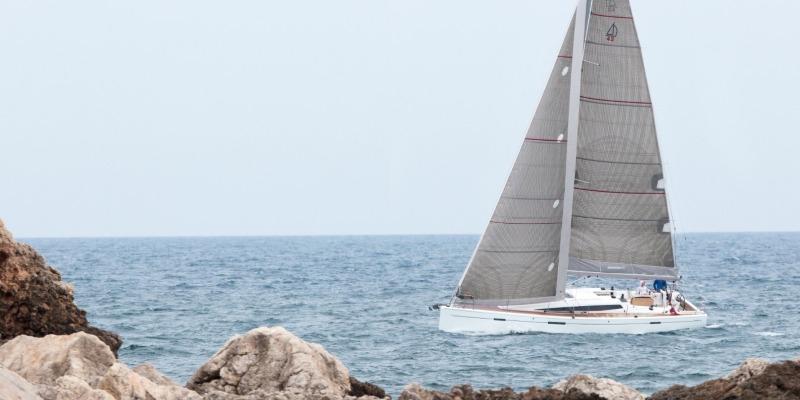 Dehler Yachts web design